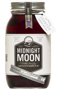 Midnight Moon Junior Johnson's Blackberry Moonshine...